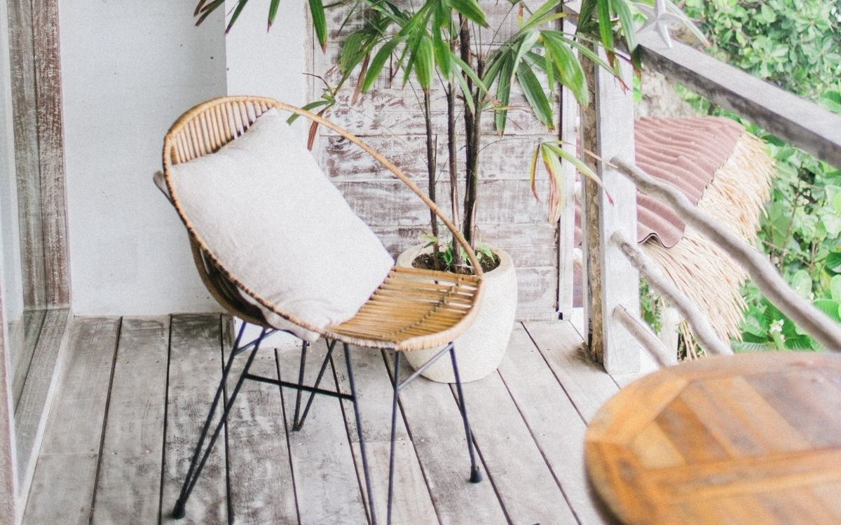 5 Ways to decorate your balcony